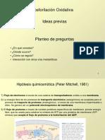 01 Filminas - Teoria 6 - Fosforilacion Oxidativa (1)