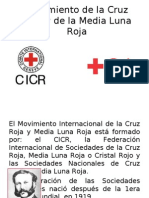 Movimiento de la Cruz Roja y de la Media Luna Roja