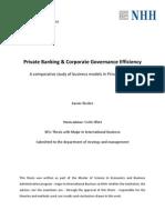 Family Office vs Private Banks