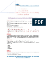 Tshoot 300-135 Exam Dumps (21-40)