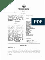 Dela Cruz vs Ochoa_JBersamin_General Appropriations Act