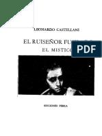 Castellani - El Ruisenor Fusilado
