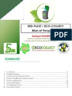 Présentation ECO-COLLECT - 5 Ans Final