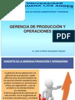 1.3. Gerencia de Produccion -Resumen