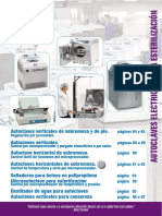009 Autoclaves Selecta Master