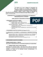 Indicadores Evaluacion Andalucia 2018