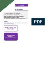 Retail InventoryTracker ExcelTemplate 2 v1 1 Sample