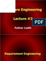 Software Engineering I - CS504 Power Point Slides Lecture 03