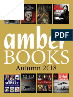 Amber Autumn/Fall 2018 Trade Books Publishing Catalog