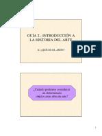 Introducción a La Historia Del Arte (PDF)