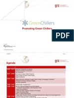 Promoting Green Chiller