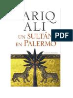 Ali Tariq - Un Sultán en Palermo