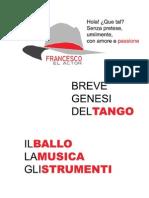 Storia Del Tango Web