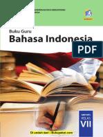 Buku Guru Kelas VII Bahasa Indonesia