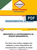 Ppt de Maniobrista- Cecomp Peru