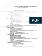 Norme Tehnice Privind Curatenia Si Dezinfectia Blocului Alimentar