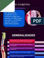 Patologia Adrian Guerra Lesiones Congenitas Vert