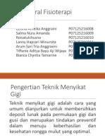 Oral Fisioterapi