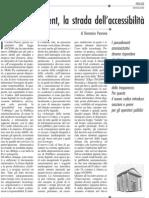 Open Governmet, la strada dell accessibilità. di Domenico Pennone Sole 24 Ore