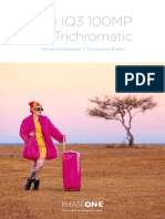 IQ3 100MP Trichromatic Brochure 20170911