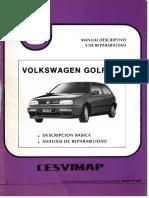 Manual de Reparabilidad VW Golf GTI MK3