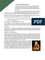Tema 3. Expansión, Olmeca II