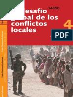 El Desafío Global de Los Conflictos Locales