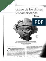 Lopez Austin - Los Rostros de Los Dioses Masoamericanos