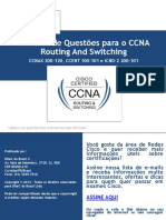 Modelo Questoes CCNA - Routing and Switching