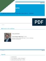 DNV GL Webinar on Alternative Fuels for Shipping 180612