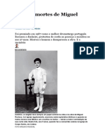 """As Duas Mortes de Miguel Rovisco - reportagem de Rui Gustavo publçicada no """"Expresso"""" online em 10.09.2017"""