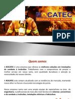 ROCATEC - Combate a Incendios_Apresentação Oficial (Com Fotos)