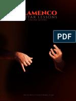 Flamenco Guitar Lessons PROMO