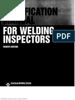 Aws Cerification Manual Inspector.
