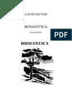 Sauter Romantica Guitare