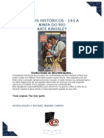 CH 144 - A Ninfa Do Rio - Kate Kingsley (the River Sprite) (ARE) (PtBr)