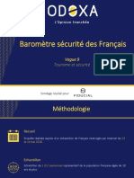 Barometre Securite Odoxa Fiducial-Juin 2018