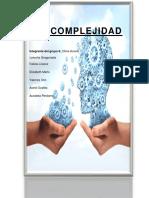 Teoría de La Complejidad # 8