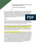 Case Digest Legal Research
