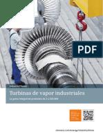 Catalogo Turbinas de Vapor
