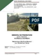 MEMORIU TEHNIC ACORD MEDIU Ulita Scoala Barsoiu Pentru Mediu (1)