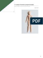 Marialunarillos.com-Cómo Modelar Un Cuerpo Humano Proporcionado