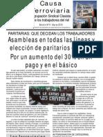 Boletín Causa Ferroviaria Nº11