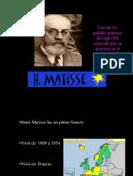 Matisse Ppt Octavo Año A