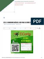 Honorarios Médicos. Guía Para Su Correcta Emisión.