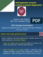 1. SEMEIOTICA apparato urinario_ematuria+dolore