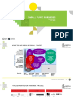 04 - Small Fund Economics - Creating the New Normal (Dr. Susan de Witt, Bertha Center)
