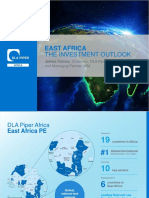 02 - East Africa - The Investment Outlook (James Kamau, DLA Piper Africa)