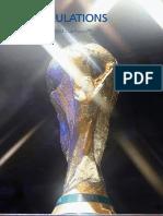 2018 Fifa World Cup Russiatm Regulations 2843519