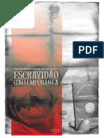 2007 Livro Escravidao Contemporanea